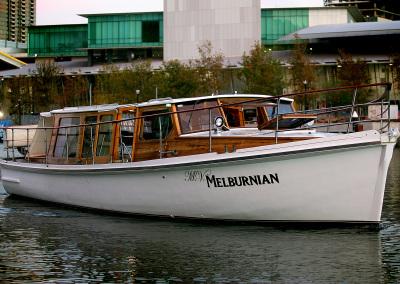 MV MELBURNIAN NN8P0102